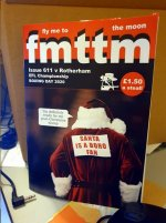 Boxing Day Fanzine