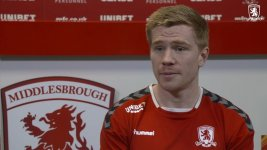 BORO SUPPORTERS GROUP SPONSORS DUNCAN WATMORE – FOR CHARITIES