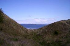 Farne Island through the dunes.JPG