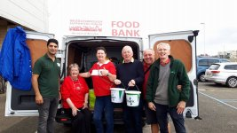 Foodbank Riverside Drive In Collection