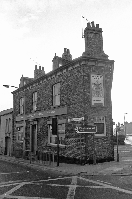 The Harewood Arms, Thornaby prior to demolition (John Severs).jpg